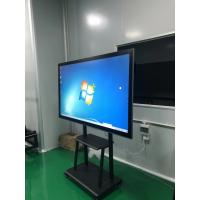 China Classroom Touch Screen Digital Signage Smart Electronic Writing White Board 75'' on sale
