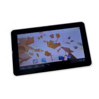 Quality TFT LCD 9 Inch Tablet PC smart pad , Rockchip 3168 CORTEX-A9 Dual Core 1.2GHZ for sale