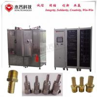 China PVD Thin Film Coating Machine on Fasteners And Fittings, Nano Thin Film PVD Deposition Equipment on sale