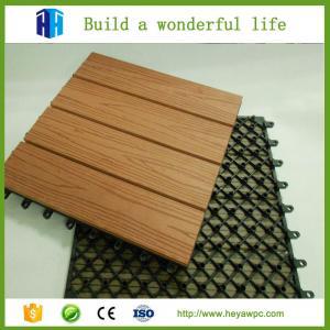 Quality exterior hollow majestic engineered herringbone wood plastic composite flooring for sale