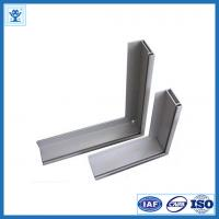 Quality Powder blasting 6063-T5 / T6 extruded aluminum framing for table edge for sale
