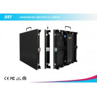 Quality High Refresh Rate Rental LED Display P3.91 P4.81 P6.25 Light Weight Housing For Stage for sale