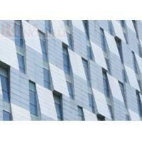 Buy Customized A1100 / 3003 /5052 Aluminium Wall Panels For Curtain Wall Decoration at wholesale prices