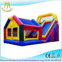 Quality Hansel Party Happy Clown Inflatable Mini Bouncer for Kids for sale
