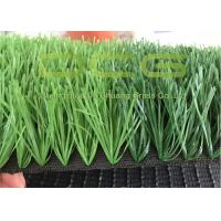 China 50mm Synthetic Soccer Grass / Football Field Artificial Grass on sale