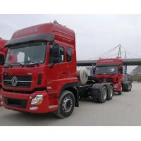 Quality Dongfeng Used Truck Trailers , Used Tractor Units 7560×2500×3030mm 6×4 Drive Mode for sale