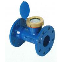 Quality DN150 Wet Smart Cold Water Flow Meter Horizontal Rotor Plug In Dial Irrigation for sale