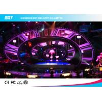 500*1000Mm full color led screen rental or fixed installation die casting