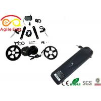 Quality 48V 1000W Bafang Mid Electric Bicycle Motor Kit With Hailong Type Battery for sale
