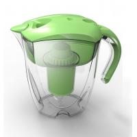 Quality SGS Alkaline Water Pitcher For Reduce Bacteria , 7.5 - 9.5 PH for sale