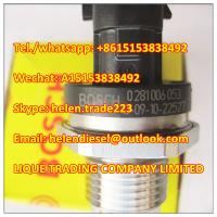 Quality 100% original BOSCH sensor 0281006053 ,0 281 006 053 ,504152959,55195078,1581708,04213470,51274210229,30677300 for sale