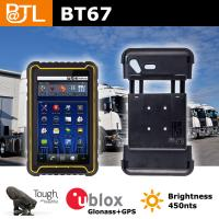 Buy CC1 BATL BT67 ip67 3g rugged android tablet with ublox chipset for fleet management at wholesale prices