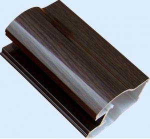 Quality Aluminum Door Extrusions / Aluminium Window Extrusion Profiles for Sliding Door for sale