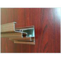 Buy cheap 6000 Series Anodized Silver Alloy Aluminum Extrusion Profiles For door and window from wholesalers