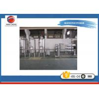 Quality Large Capacity Reverse Osmosis Equipment , High Efficient Pure Water Ro Filter System for sale
