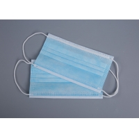 Quality Melt Blown Anti Proof Disposable Hypoallergenic Dental Masks for sale