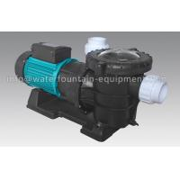 Quality 3.0HP Plastic Swimming Pool Pumps Single - Phase For Sea Water Circulation for sale