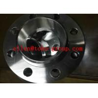 Quality Copper Nickel Flanges Cu-Ni 90-10 #150 WN Copper Nickel Flanges FF for sale