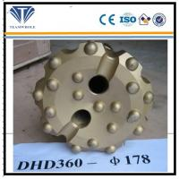 Quality High Performance DTH Drilling Tools 178mm Dia 6 Inch DHD360 Button Bit for sale