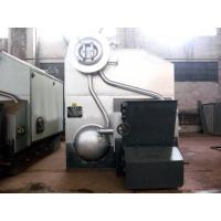 Quality High Efficiency Wood Coal Fired Steam Boiler 10 Ton For Chemical Industrial for sale