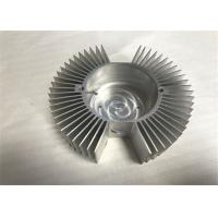 Buy cheap Custom Square LED Aluminum Heat Sink With Welding And Cutting from wholesalers
