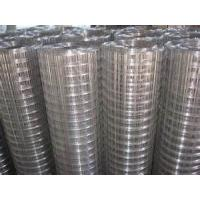 China Stainless Steel Welded Wire Mesh, galvanized for construction, transport on sale
