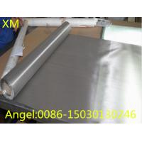 Buy 304 316 Stainless Steel woven Wire Mesh for Plastic Extruder Machine at wholesale prices