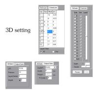 Quality Buy OK3D PSDTO3D101 Lenticular Software with  3d/flip/morphing/zoom/animation Lenticular Effect for sale