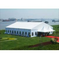 Quality Hot sale white color Economical luxury Wedding Tent Party Tent Event Tent  25x50m for 1000 people for sale