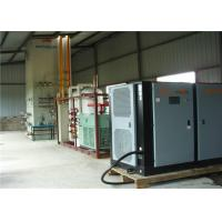 Quality Skid Mounted Liquid Air Separation Eqipment / Cryogenic Oxygen Production Plant for sale