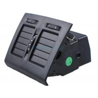 Quality OEM Auto Injection Mold Black Rear Air Conditioning / Center Armrest Air Vent Assembly Accessories for sale