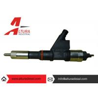 Buy Common Rail Injector Denso Fuel Injectors 095000-8011 for Sino Truck , Heavy at wholesale prices