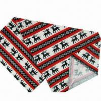 Buy cheap Multifunction Microfiber Bandana with Imprinted Logo, Measures 48 x 24cm, for Promotional Purposes from wholesalers