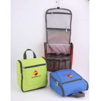Quality Foldable Hanging Toiletry Kit For Travel for sale