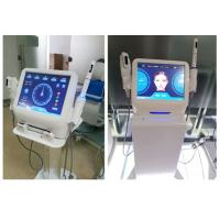 Quality double function face lifting vaginal tightening HIFU beauty machine for salon with CE for sale