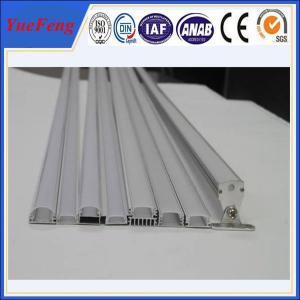 Buy 6063 T5 led aluminum profile for led strip lights, aluminium led lighting at wholesale prices