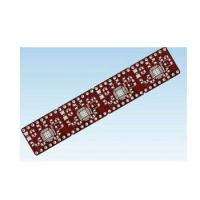 Quality FR4 2 layer rigid pcb board HALS lead free , 1 OZ Copper Thickness SMT service for sale