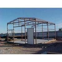 Quality Q235 / Q345 Movable Agricultural Steel Frame Buildings Pre Engineered Steel Structure for sale