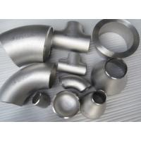 Quality ASTM A815 WPS32760 pipe fittings for sale