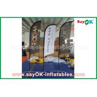 Quality Portable Inflatable Air Knife Flag Folding Tent For Promotion / Advertising for sale