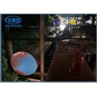 Quality Customized Alloy Steel Headers And Manifolds ASME Standard Red Painted for sale