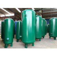 Quality 145psi Gas Storage Replacement Tanks For Air Compressor , Compressed Air Reservoir Tank for sale