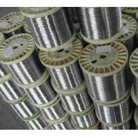 Buy cheap Heat Resistance Stainless Steel Wire Diameter 0.09-2.0mm AISI304, 316, 316L Acid from wholesalers