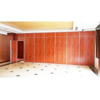 Buy cheap Modern Decorative Movable Sliding Sound Proof Partitions , Foldable Room Divider from wholesalers