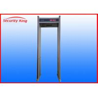 Quality Walk Through Metal Detector Body Scanner XST-F24 With Password Management for sale