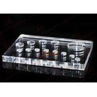 Quality Customized Clear Acrylic Display Holders Widely Used In Exhibition for sale