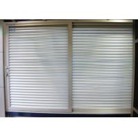 China Commerical Building Aluminum Home Window Shutters CE Certificate on sale