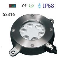 Quality 12w SS316 led swimming pool light for sale