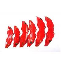 Buy 330g Lightweight Disc Brake Caliper Covers , Car Parts Corvette Caliper Covers at wholesale prices
