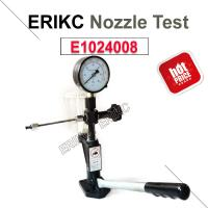 Quality ERIKC auto diagnostic instrument common rail calibration machines nozzle test machine for bosch denso injector for sale